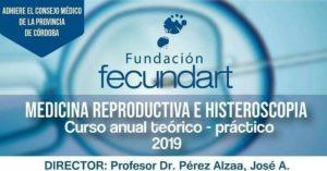 Curso Anual en Medicina Reproductiva e Histeroscopía