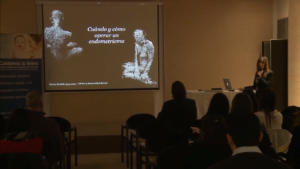 Simposio de Endometriosis: diserta Dra. Matilde Quaranta